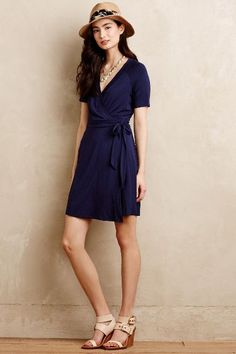 Cordelia Wrap Dress - anthropologie.com