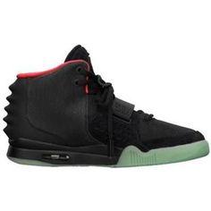http://www.asneakers4u.com/ 508214 006 Nike Air Yeezy 2 Black Solar Reds H01004