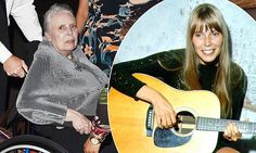 She was said to have be making a full recovery after suffering from a brain aneurysm two years ago.  And Joni looked in good spirits as she attended a party in Los Angeles.