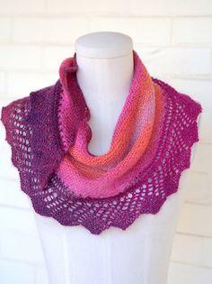 Plymouth Arya Embruli Lace Edge Shawl Knitting Pattern  3053 a342b1e663c