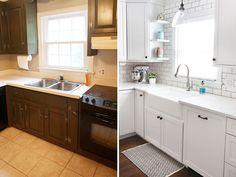 Antes e Depois: Dicas de reforma de cozinha