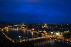 Velvet Blue Sky :: Budapest :: photo by Riccsi (Richárd Sárközi) Blue Velvet, Budapest, Airplane View, Sky, Photos, Pictures, Heaven