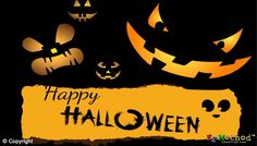A great selection of Happy Halloween images and posters. New images will be added daily until Halloween October 31, 2014. Have fun!