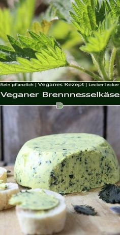 Als ich noch Vegetarier war, habe ich Brennnesselkäse geliebt! Und jetzt in der… When I was a vegetarian, I loved nettle cheese! And now in the herb season you can harvest many fresh, young herbs. For my nettle cheese, I… Continue Reading → Health Breakfast, Vegan Breakfast Recipes, Delicious Vegan Recipes, Raw Food Recipes, Brunch Recipes, Vegetarian Recipes, Yummy Food, Homemade Breakfast, Cheese Recipes