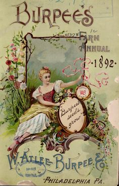 Burpee's Farm Annual 1892
