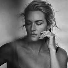 Kate Winslet for Vogue Italia out today. Fashion Editor Clare Richardson @clarerichardson1 MakeUp by Tom Pecheux @tompecheux Hair by @odilegilbert_official #KateWinslet #VogueItalia #PeterLindbergh @2bmanagement @gagosiangallery