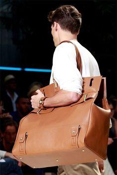homme& Versace S/S 2012 Handbags For Men, Leather Handbags, Dandy, Vip Fashion Australia, Men's Totes, Messenger Bag Men, Versace Men, Latest Mens Fashion, Swagg