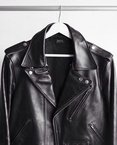 fashion, style, and leather Bild