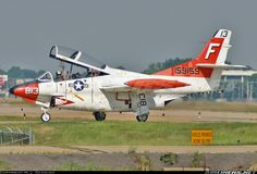 north american aviation aircraft | Photos: North American Rockwell T-2C Buckeye Aircraft Pictures ...