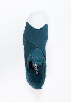 premium selection dae43 10b9e adidas Originals SUPERSTAR - Slip-ons - mineral white for £70.00 (05