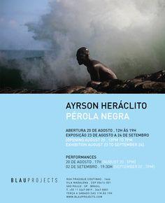 WEB TV VISUAL-ARTV: VISUAL ARTV - BALU PROJECTS - EXPOSIÇÃO - AYRSON H...