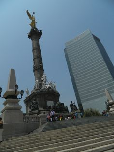 Ángel de la Independecia, DF.