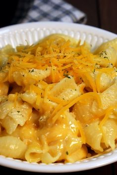 mac and cheese - lazy easy, and delicious... stovetop