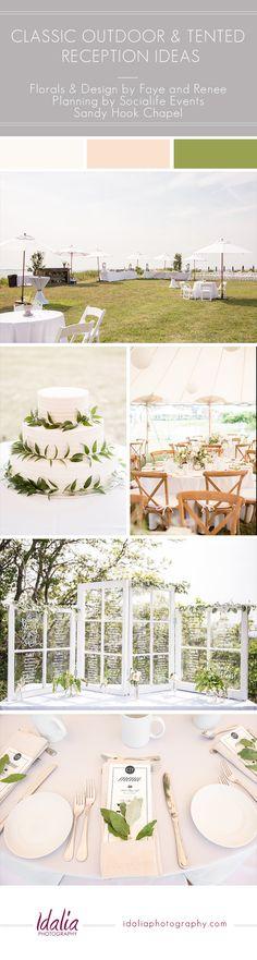 Sandy Hook Chapel Wedding Photos   Planning by Socialife Events   Photo by Idalia Photography