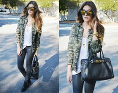 Tete-A-Tete (by Danielle DeHardt) http://lookbook.nu/look/4594877-Tete-A-Tete  #feelingtough  badass look
