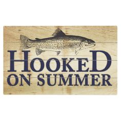 Put a Marlin on that sign and I'll be hooked on it!