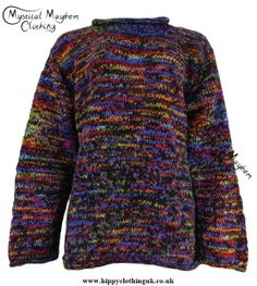 a6e2885f99d Gringo Wool Jumpers Archives - Mystical Mayhem Hippy Clothing and Gifts