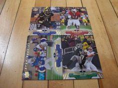 #PierreDesir #ShayneSkov #TreyWatts TerranceMitchell #2014UpperDeck 4 Card Lot | #eBay #footballcards #UpperDeck