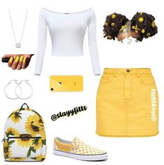 Cute Summer Outfits For Teens Outfit Ideas For Teen Girls, Swag Outfits For Girls, Cute Swag Outfits, Teenage Girl Outfits, Cute Comfy Outfits, Boujee Outfits, Teen Fashion Outfits, Dope Outfits, Pretty Outfits
