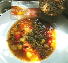 Gemüse-Bouillabaise