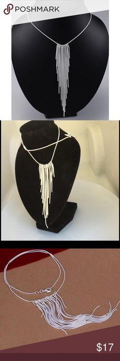 925 Ster silver necklace Very Charming! Jewelry Necklaces