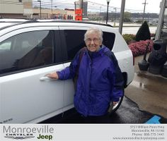 Happy Birthday to Gussie Boss from Joe Gettinger and everyone at Monroeville Chrysler Jeep! #BDay