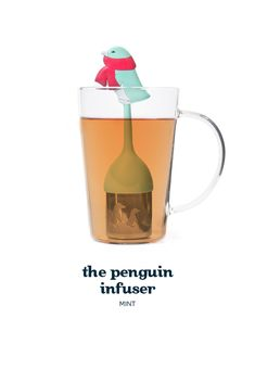 The Penguin Infuser