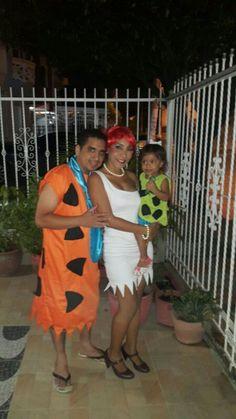 Hallowen de Los picapiedras ♥