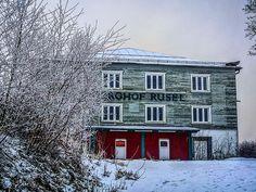 Lost Place Winter. Landkreis Deggendorf.