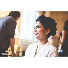 "nice vancouver wedding We just love capturing that ""I'm getting married "" feeling! Specially with a smile as lovley as Hetal's. Shoutout to @fayesmithmakeup For an amazing job on Hetal's makeup and Hair! #anishandhetal #flphotodesign #flashinglights #weddingday #indianbride #indianwedding #vancity #toronto #torontoweddings #truelove #weddingseason #bridal #bridalmakeup #gorgeous #bride #lovestories #loveit  #vancouverindianwedding #vancouverwedding #vancouverweddingmakeup #vancouverwedding"