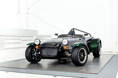 Caterham Kamui Kobayashi Seven 250 R  #caterham