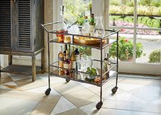 tips to making your best bar cart