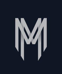 Mad Machines #logo #logodesign Mm Logo, Type Logo, Initials Logo, Monogram Logo, Mad Design, Brand Identity Design, Branding Design, Corporate Branding, Logo Minimalista