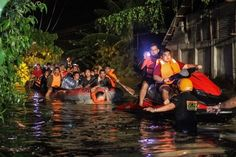 Tropical Storm in Philippines Kills More Than 100 and Leaves Dozens Missing