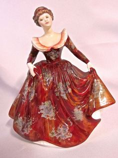 "Rare and Wonderful Royal Doulton no name no number - 7"" H approximately (#523)"