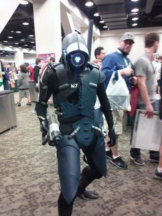Mass Effect's Legion