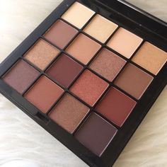 Nyx's Ultimate Shadow Palette in Warm Neutrals Makeup Goals, Makeup Kit, Skin Makeup, Makeup Inspo, Makeup Eyeshadow, Makeup Cosmetics, Makeup Inspiration, Eyeshadow Palette, Beauty Makeup
