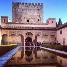 Museo de La Alhambra à Granada, Andalucía