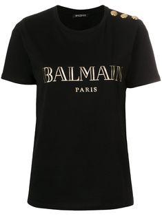 BALMAIN BLACK. #balmain #cloth #