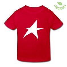 Hand drawn star on a T-Shirt. #Spreadshirt #Cardvibes #Tekenaartje $18.90