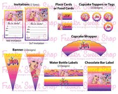 JEM and the Holograms Ultimate Party Pack PDF files