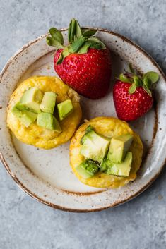 Deliciously savory chicken sausage, egg and cheese muffins that are perfect for breakfast meal prep. Top these protein-packed muffins with avocado, salsa, or hot sauce!