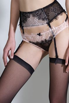 Exclusive Lingerie and Beachwear | Suspender belt  | CAZAR