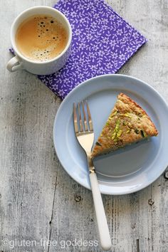 Low Sugar/Maple sweetened Gluten-Free Zucchini Quinoa Breakfast Cake
