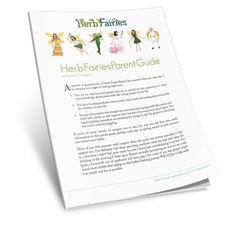 Herb Fairies Parent Guide