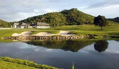 Black Mountain golf course...One of Thailand's best golf courses in my opinion!