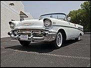 1957 Chevrolet Bel Air Conv.