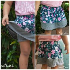 Summer Play Skirt Pattern Release {size 18M-8Y