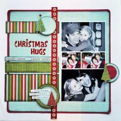 Christmas Hugs - Scrapbook.com