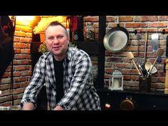 Polish Recipes, Vegetarian, Cooking, Mens Tops, Youtube, Bread Recipes, Food, Nostalgia, Dishes